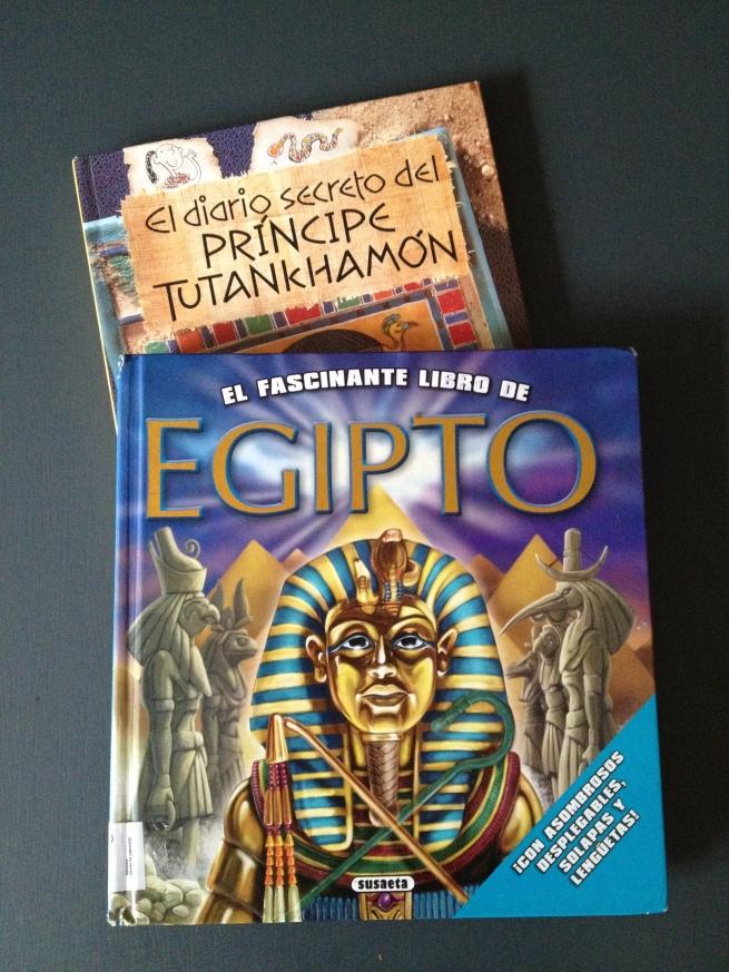 libros egipto