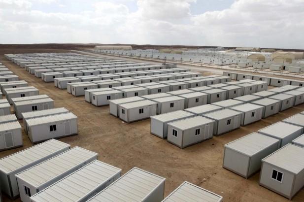 1 Campo refugiados jordania
