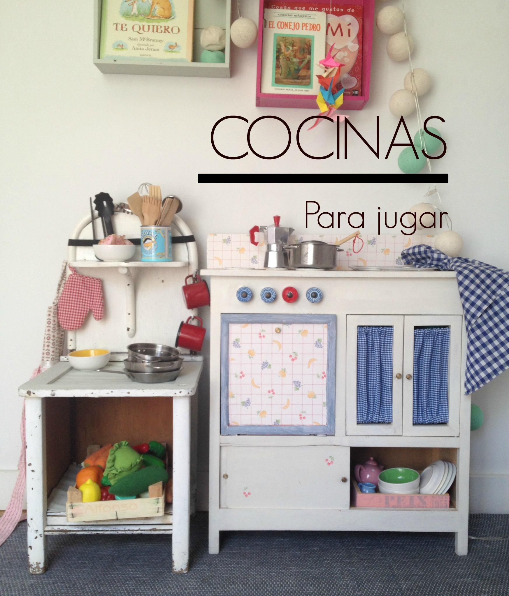 Cocinitas pepitaliving for Cocina juguete segunda mano
