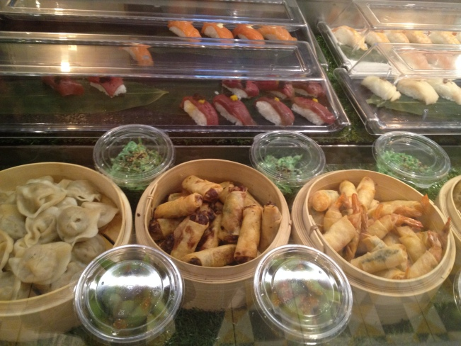 Sushita comida